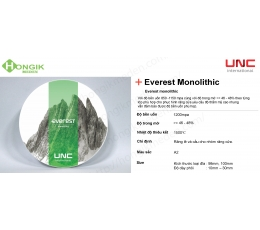 Phôi trong Everest Monolithic - UNC International